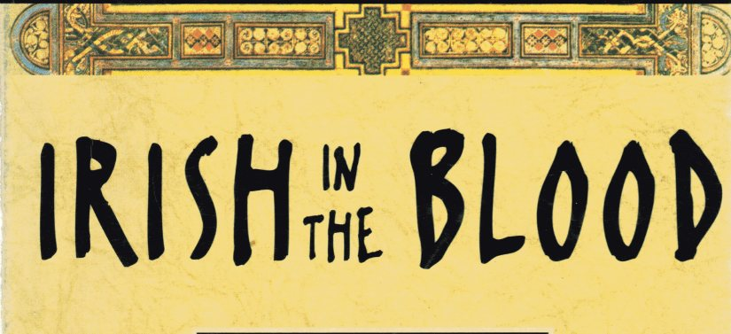 """Reviewing """"Irish in the Blood"""", by MarieGray"""